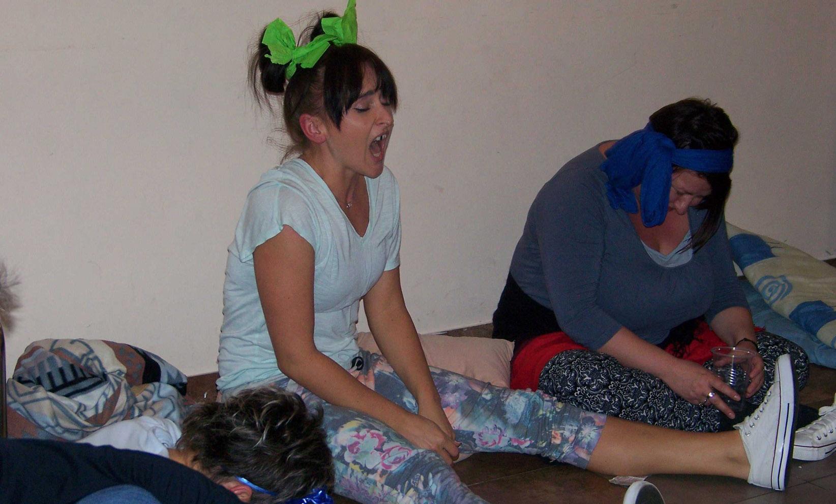 Warsztaty psychoterapia (Wewnętrzne Dziecko)